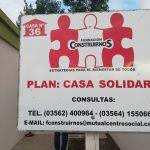FUNDACIÓN CONSTRUIRNOS – SE VIENE EL SORTEO DE CUATRO NUEVAS VIVIENDAS