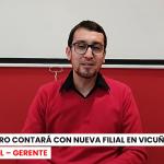MUTUAL CENTRO CONTARÁ CON NUEVA FILIAL EN VICUÑA MACKENNA – VIDEO MARIO DE PAÚL