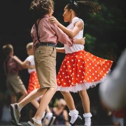 Baile y Ritmos
